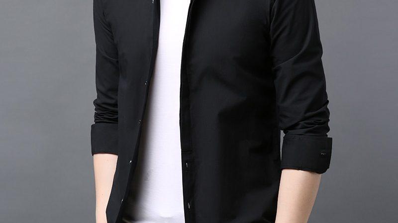 Men Casual Shirts Fashion Design Shirt1