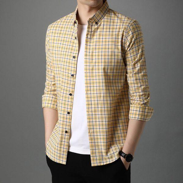 100% Cotton Cardigan Loose Shirt